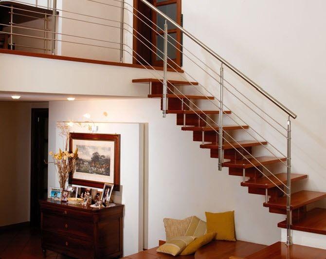 Transmobili escaleras construidas de madera maciza - Escaleras de casas modernas ...